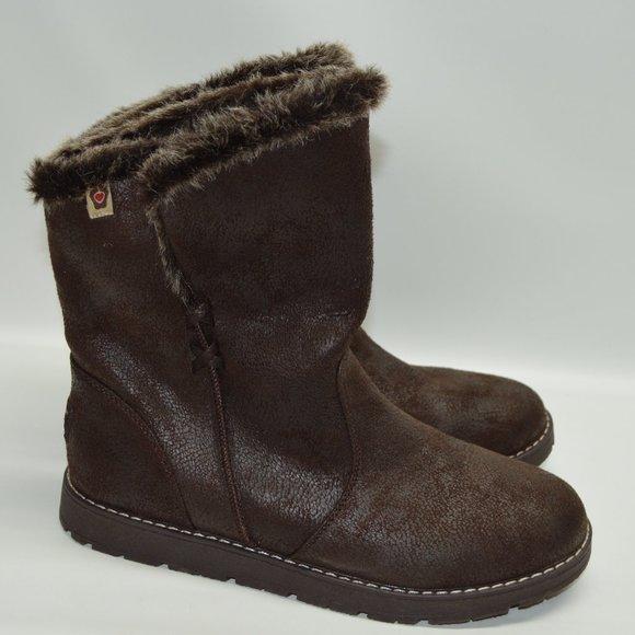 Bobs Winter Boots Black Alpine Boots 95